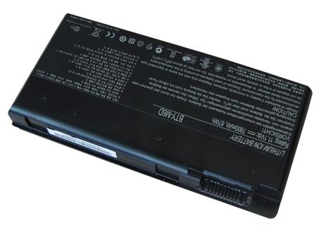 BLESYS BTY-M6D Bater/ía para port/átiles MSI GT60 GT70 GX60 GT600 GT660 GT660R GT663 GT680 GT683 GT670 GT760 GT760R GT783 GT783R GT770 GT685 GT685R GT780 GX660 GX660D GX680 GX780